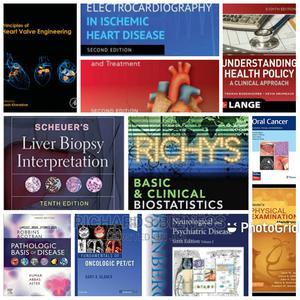 Varied Medical Ebooks | Books & Games for sale in Nairobi, Nairobi Central