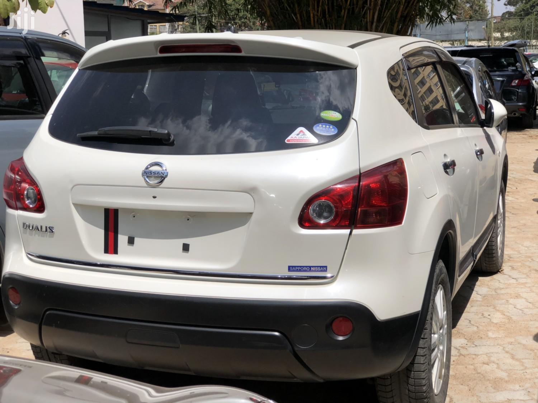 Nissan Dualis 2012 White | Cars for sale in Kilimani, Nairobi, Kenya