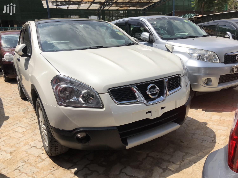 Nissan Dualis 2012 White