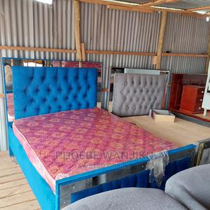 5 by 6 Modern Mirror Beds | Furniture for sale in Nairobi, Kahawa