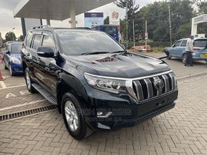 Toyota Land Cruiser Prado 2018 2.8 Blue   Cars for sale in Nairobi, Kilimani