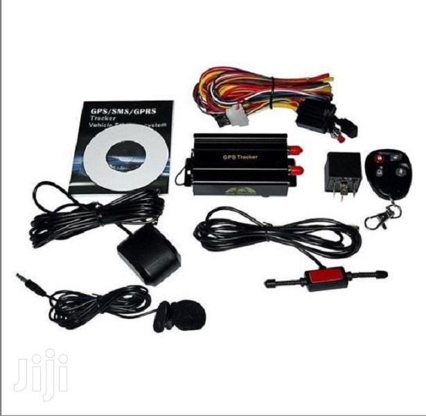 TK103B GPS GSM GPRS Car Auto Vehicle GPS Tracker System Installation