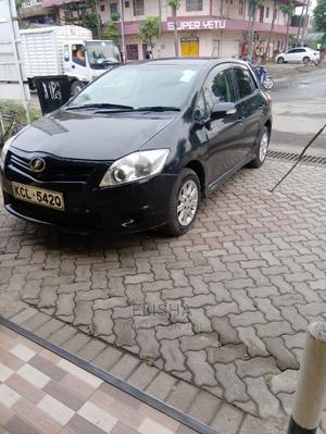 Toyota Auris 2009 Black | Cars for sale in Nakuru, Nakuru Town East