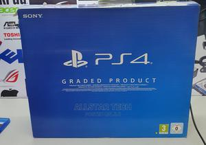 Ps4 Slim With Tow Controllers +FIFA 2021   Video Game Consoles for sale in Nairobi, Nairobi Central