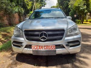 Mercedes-Benz GL Class 2009 Silver | Cars for sale in Nairobi, Lavington