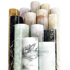 3D PVC Mable Wallpaper Self Adhesive   Home Accessories for sale in Nairobi, Ridgeways