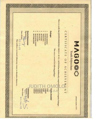 ECDE Teacher Required   Teaching CVs for sale in Machakos, Machakos Town
