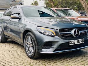 Mercedes-Benz GLC-Class 2017 Gray | Cars for sale in Nairobi, Kilimani