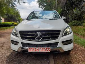 Mercedes-Benz M Class 2015 White | Cars for sale in Nairobi, Lavington