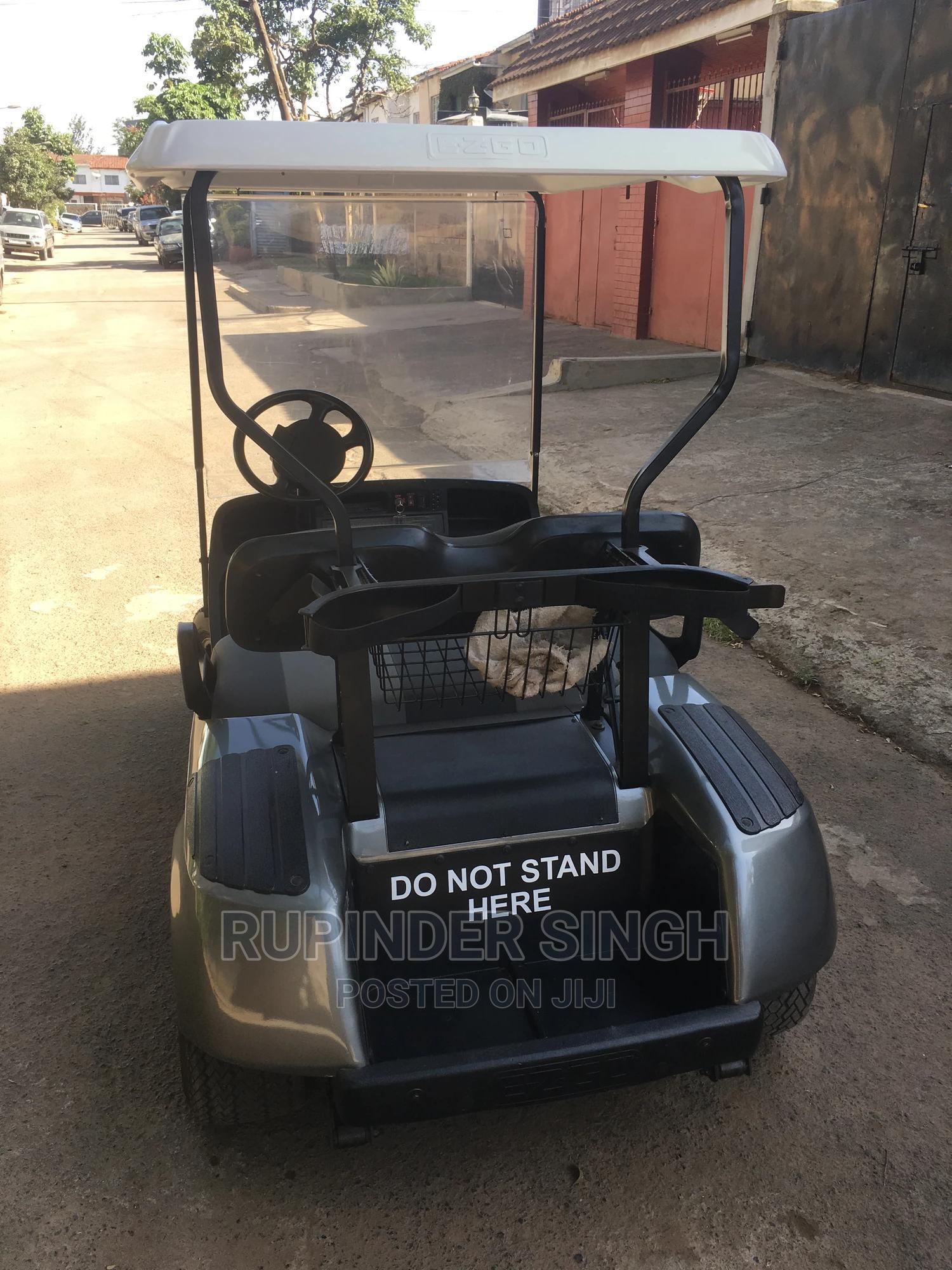 Archive: EZGO Golf Cart