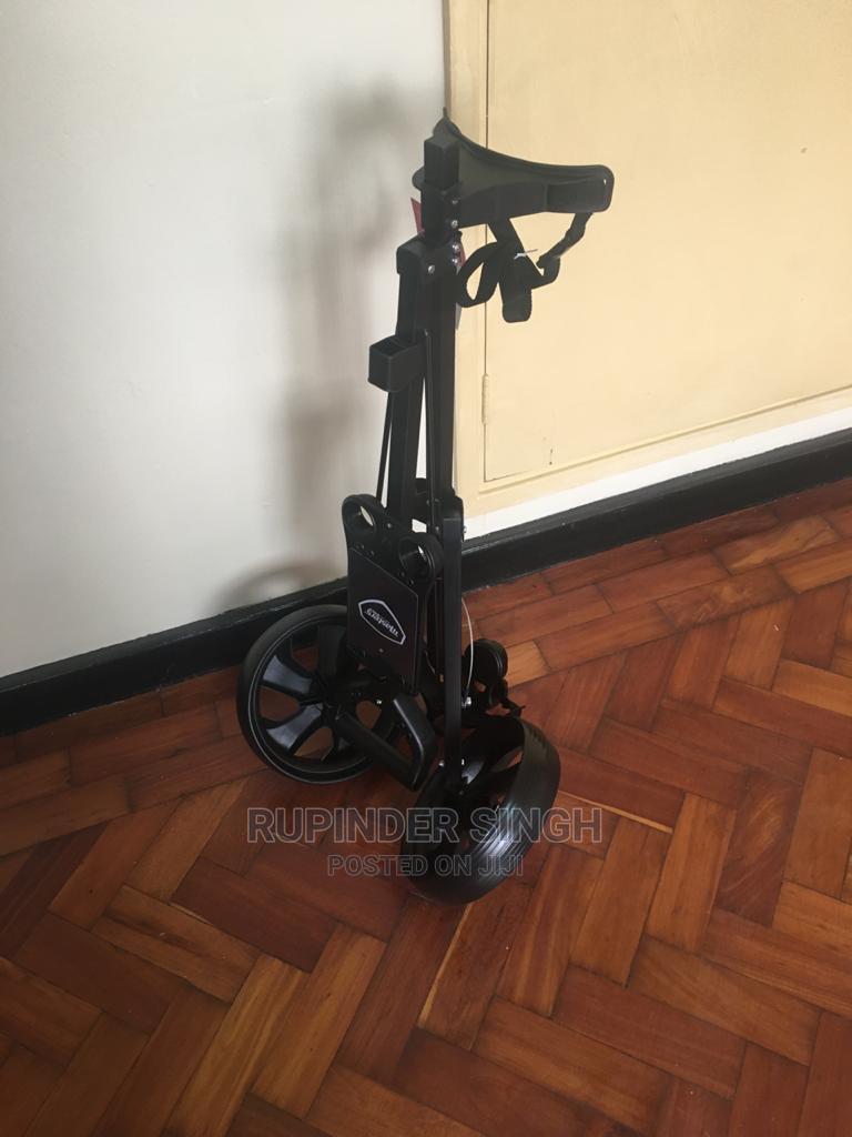 Archive: 2 Wheel Golf Trolley