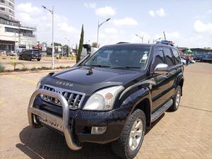 Toyota Land Cruiser Prado 2007 Black | Cars for sale in Uasin Gishu, Eldoret CBD