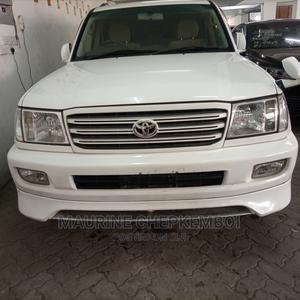 Toyota Land Cruiser 2005 100 4.7 V8 Executive White | Cars for sale in Mombasa, Mombasa CBD