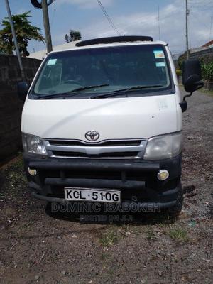 Clean Hiace Petrol | Buses & Microbuses for sale in Nakuru, Nakuru Town East