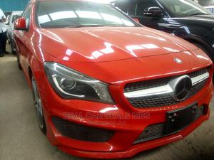 Mercedes-Benz CLA-Class 2014 Red | Cars for sale in Mombasa, Tudor