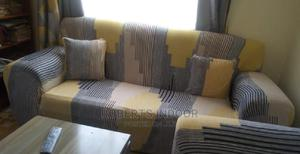 Printed 3seater Sofa Cover   Home Accessories for sale in Nairobi, Nairobi Central