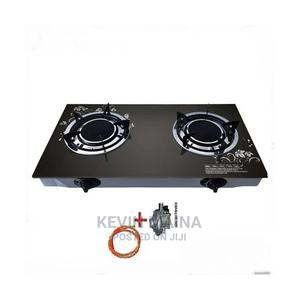 Glass Ailyons Double Burner Infrared   Kitchen Appliances for sale in Nairobi, Nairobi Central