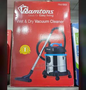 Ramtons Wet Dry Vacuum Cleaner | Home Appliances for sale in Nairobi, Nairobi Central