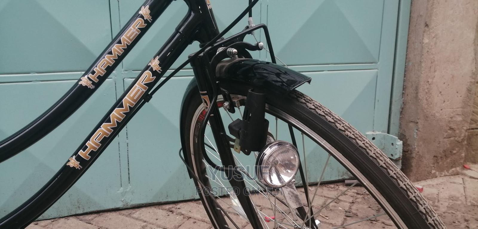 Adult City Bicycle, Black Mamba Type | Sports Equipment for sale in Industrial Area Nairobi, Nairobi, Kenya