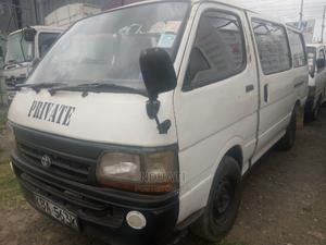 Toyota Hiace 2002 White   Buses & Microbuses for sale in Nairobi, Komarock