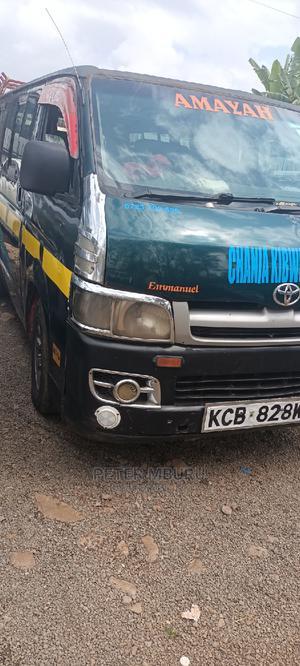Toyota Hiace   Buses & Microbuses for sale in Nairobi, Ridgeways