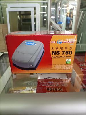 Aquarium Air Pump-Double Outlet   Fish for sale in Nairobi, Nairobi Central