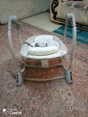 Selling This Baby Swing Just 2weeks Old Brand as New | Children's Gear & Safety for sale in Nairobi, Embakasi