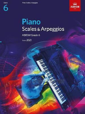 Piano Scales & Arpeggios Guide 6 2021 | Books & Games for sale in Nairobi, Nairobi Central