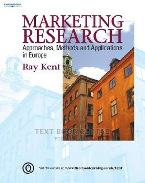 Marketing Research: Approaches, Methods And Applications In Europe | Books & Games for sale in Nairobi, Nairobi Central