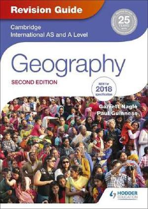 Cambridge International AS/A Level Geography Revision Guide 2nd Edition | Books & Games for sale in Nairobi, Nairobi Central