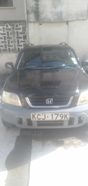 Honda CR-V 2008 Black   Cars for sale in Mombasa, Mombasa CBD