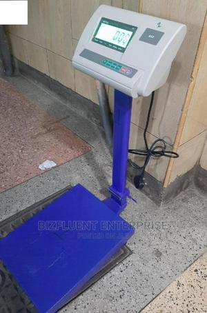 A12 300kg Digital Platform Weighing Scale | Store Equipment for sale in Nairobi, Nairobi Central