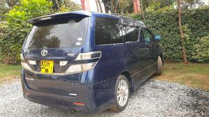 Toyota Vellfire 2009 Blue | Cars for sale in Nairobi, Ridgeways