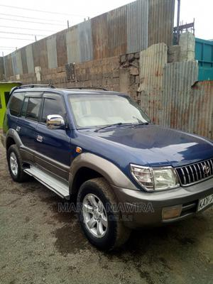 Toyota Land Cruiser Prado 2001 Blue | Cars for sale in Nairobi, Karen