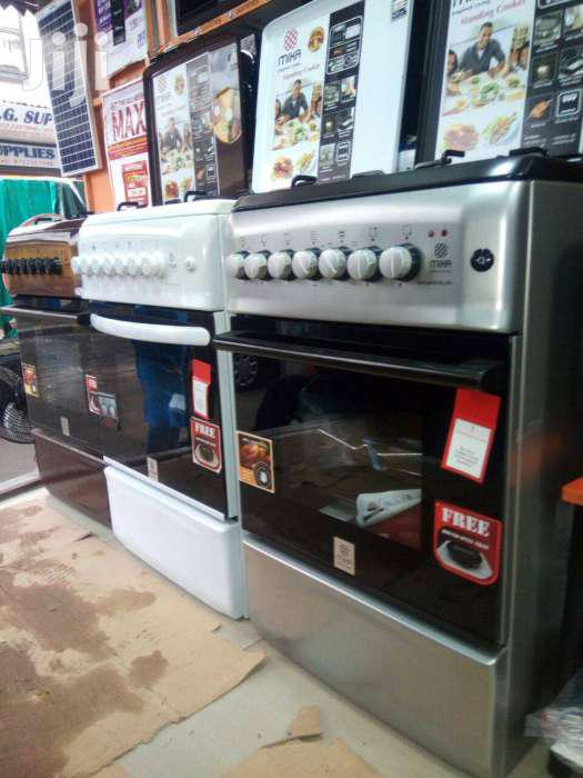 Order We Deliver Today.Brand New Standing 3 Gas Burner 1 Electric Plat