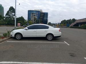 Volkswagen Passat 2008 2.0 Comfort White   Cars for sale in Nairobi, Westlands