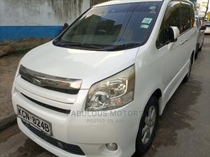 Toyota Noah 2010 White   Cars for sale in Mombasa, Mombasa CBD