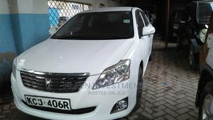 Toyota Premio 2010 White   Cars for sale in Mombasa, Ganjoni