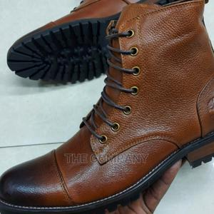 Genuine Leather Official Boots | Shoes for sale in Nairobi, Nairobi Central