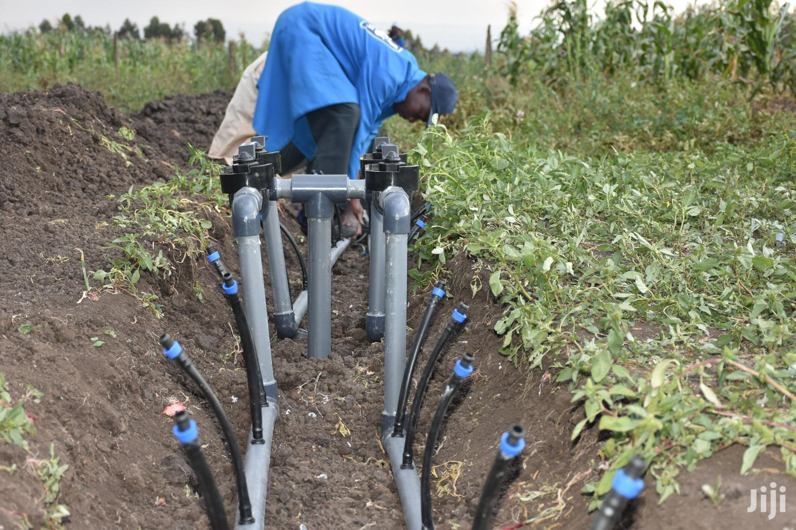 Affordable Drip Irrigation Kits For Eighth 1/8 Acre Plots/Farms   Farm Machinery & Equipment for sale in Langas, Uasin Gishu, Kenya