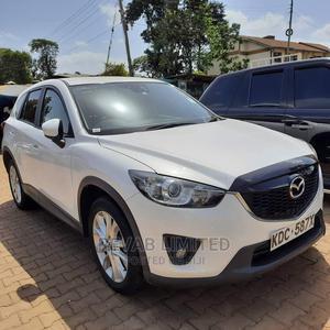 Mazda CX-5 2014 White | Cars for sale in Uasin Gishu, Eldoret CBD