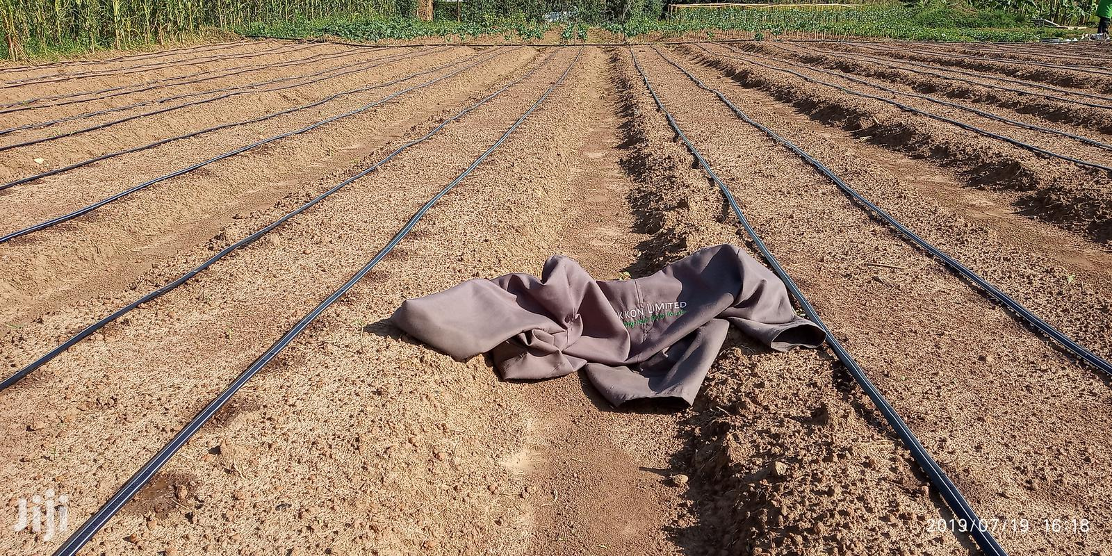 Affordable Drip Irrigation Kits For Eighth 1 Acre Plots/Farms