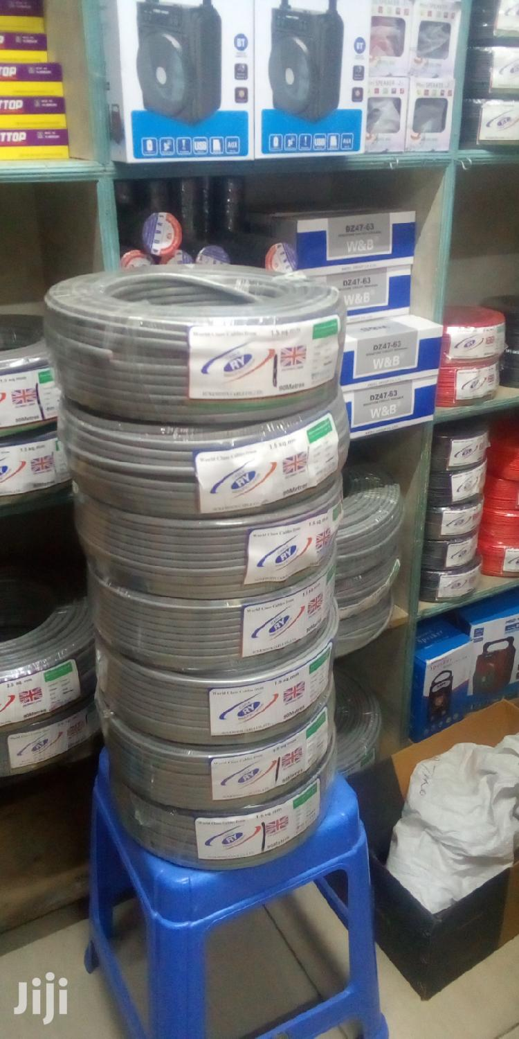 Sun And Moon Cables Available | Accessories & Supplies for Electronics for sale in Kisii Central, Kisii, Kenya