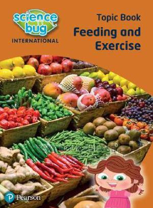 Science Bug International Topic Book Feeding And Exercise (Pearson) | Books & Games for sale in Nairobi, Nairobi Central