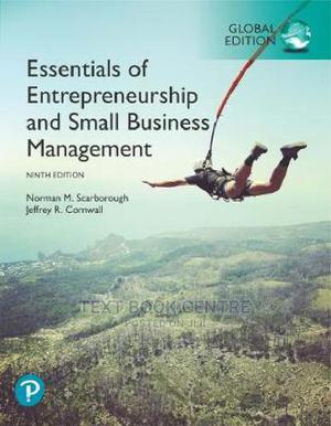 Essentials Of Entrepreneurship And Small Business Management, Global Edition | Books & Games for sale in Nairobi, Nairobi Central