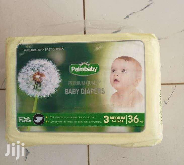Archive: BABY / INFANT DISPOSABLE BULK DIAPERS, SIZE MEDIUM, PACK OF 36, OFFER