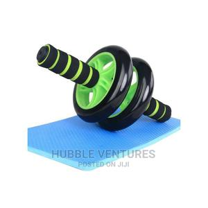 Double Wheel Fitness Abs Roller | Sports Equipment for sale in Nairobi, Nairobi Central