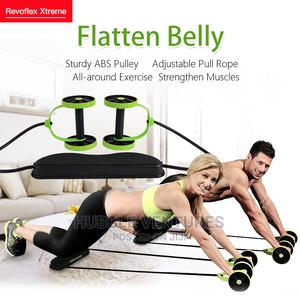 Revoflex Xtreme Home Total Body Fitness Gym Abs Trainer | Sports Equipment for sale in Nairobi, Nairobi Central