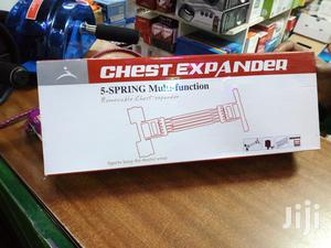 3 in 1 Chest Expander Plus Tummy Trimmer and Handgrip   Sports Equipment for sale in Nairobi, Nairobi Central