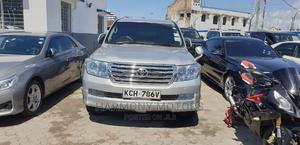 Toyota Land Cruiser 2010 4.0 V6 GX Silver   Cars for sale in Mombasa, Mombasa CBD